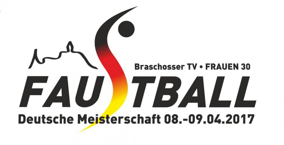 Logo DM Faustball 2017